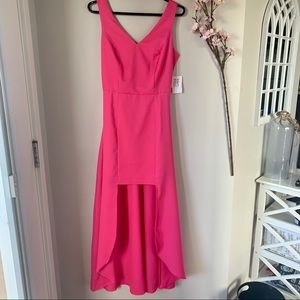 NWT ONE ONE SIX / NORDSTROM MAXI CUT OUT DRESS